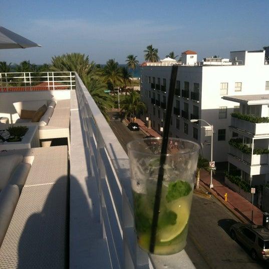 7/30/2012にAlyona K.がDream South Beach Hotelで撮った写真