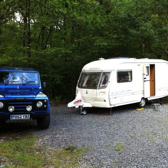 Photos At Coniston Park Coppice Caravan Club Campground In Coniston