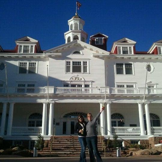 Снимок сделан в Stanley Hotel пользователем Addison A. 3/15/2012