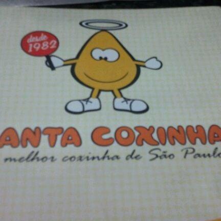 Das Foto wurde bei Santa Coxinha von Rodrigo A. am 2/11/2012 aufgenommen