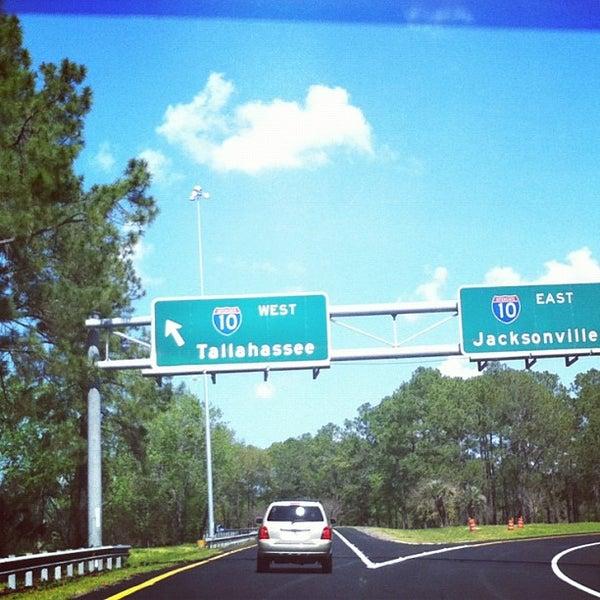 Interstate 10 Interstate 75 Intersection