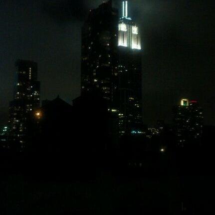 9/9/2011 tarihinde supermopsziyaretçi tarafından Hilton New York Fashion District'de çekilen fotoğraf