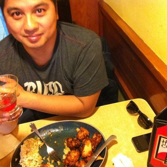Foto tirada no(a) Hurry Curry of Tokyo por kat g. em 5/16/2012