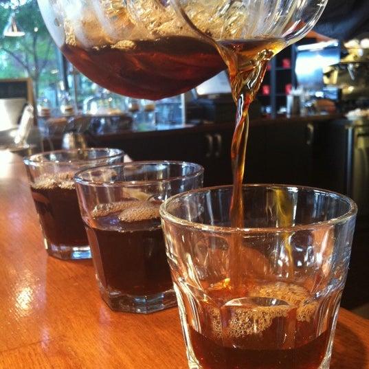 4/14/2011にBrianna T.がCondesa Coffeeで撮った写真