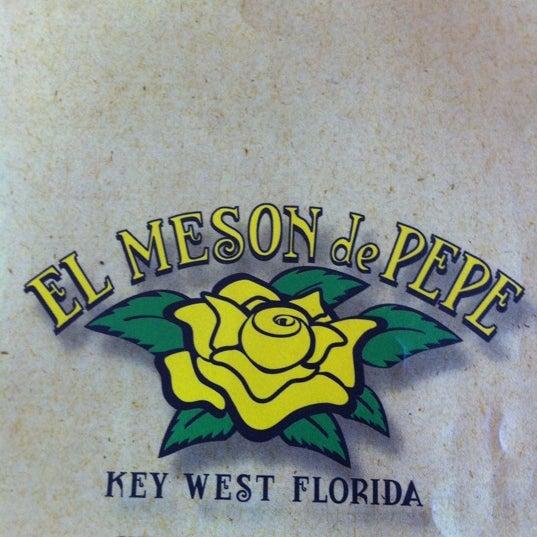 Foto diambil di El Meson de Pepe Restaurant & Bar oleh Maria V. pada 4/2/2011