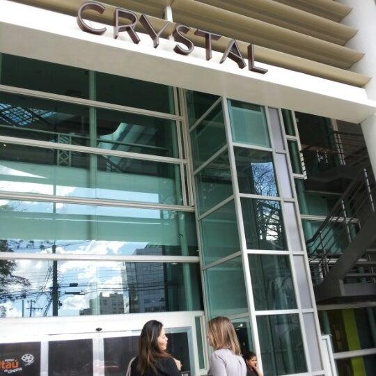 Foto tirada no(a) Shopping Crystal por Patrick S. em 8/24/2012