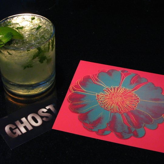Try the GHOST Gimblet!