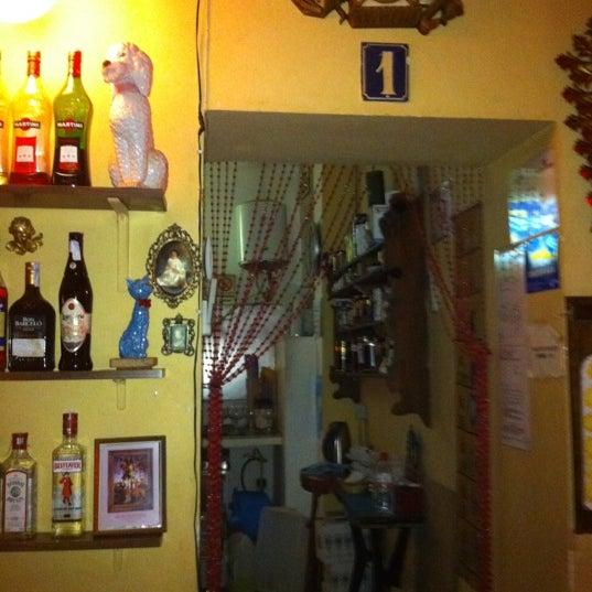 4/9/2012 tarihinde Merce M.ziyaretçi tarafından Bar Picnic'de çekilen fotoğraf