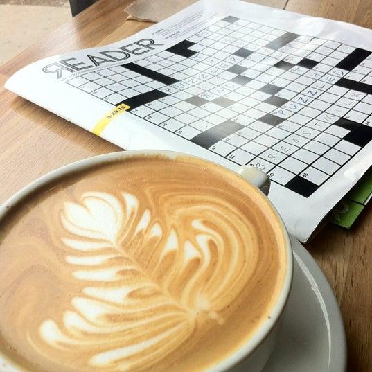 3/29/2012에 Patrick S.님이 The Wormhole Coffee에서 찍은 사진