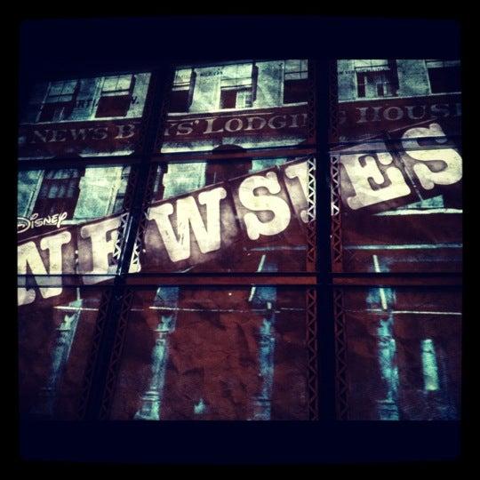 8/21/2012にRyan K.がNederlander Theatreで撮った写真