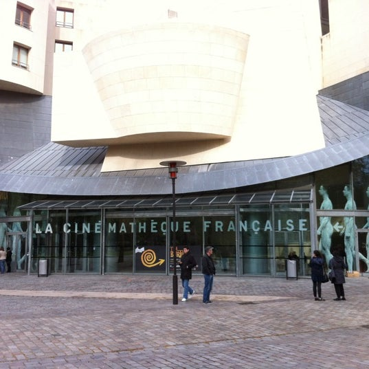 Foto scattata a La Cinémathèque Française da Natalie L. il 4/21/2012