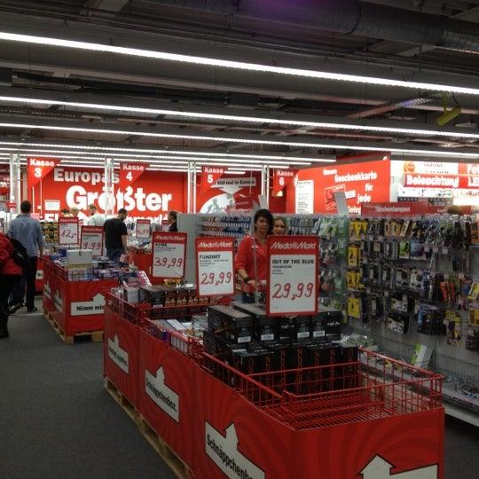 Mediamarkt junkersdorf k ln nordrhein westfalen for Media markt koln marsdorf