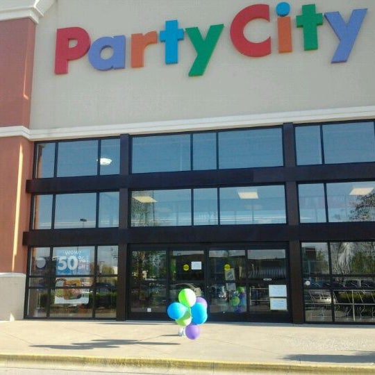 Party City Parkside Drive Knoxville Tn