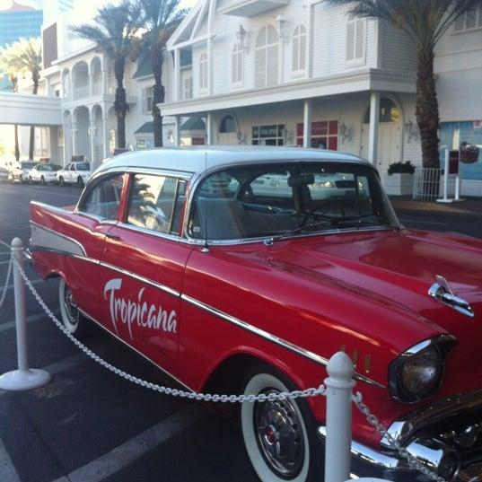 Снимок сделан в Tropicana Las Vegas пользователем Janae J. 11/14/2011