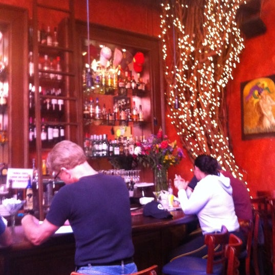Photo taken at Hank's San Miguel de Allende by Carlos B. on 3/3/2012