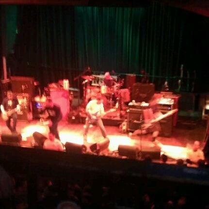 1/18/2012にMark D.がHouse of Blues Sunset Stripで撮った写真