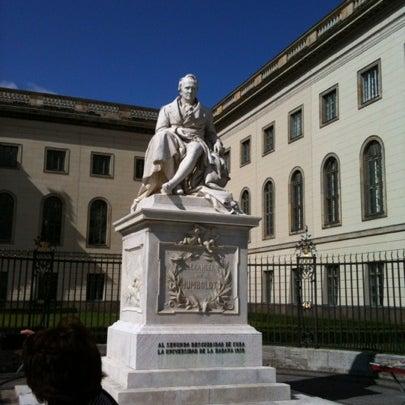 7/21/2012에 Andreas H.님이 Humboldt-Universität zu Berlin에서 찍은 사진
