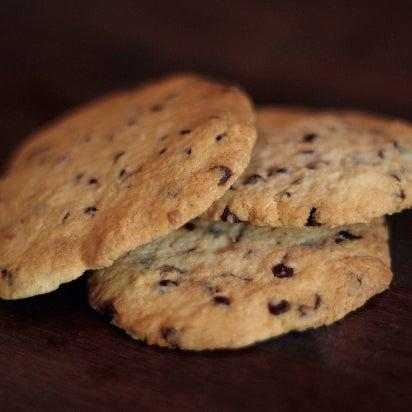 le Cookie Asiatique (fait maison) est arrivé pour l'année du Dragon! Pépites de chocolat et noix de coco :) tout ça pour 2 Eur! #incredible