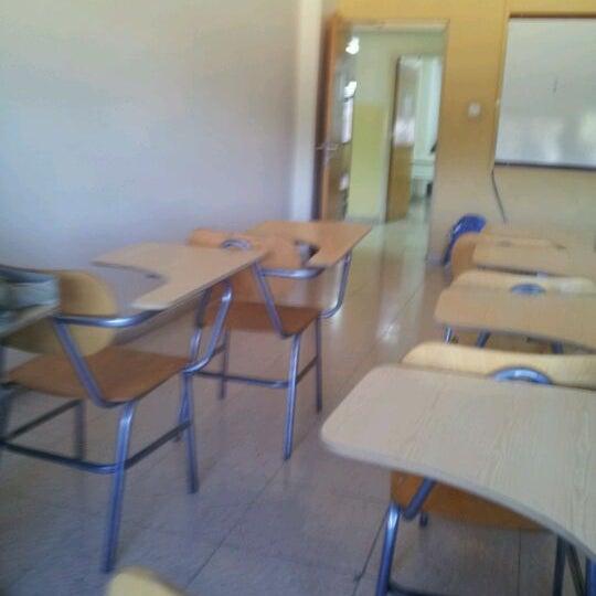 Foto tomada en European University Cyprus por Fotini T. el 11/25/2011