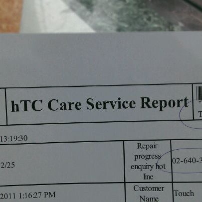 Photos at HTC Care (HTC Service Center) (Now Closed