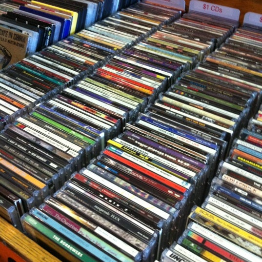 5/20/2012에 Joe L.님이 Waterloo Records에서 찍은 사진