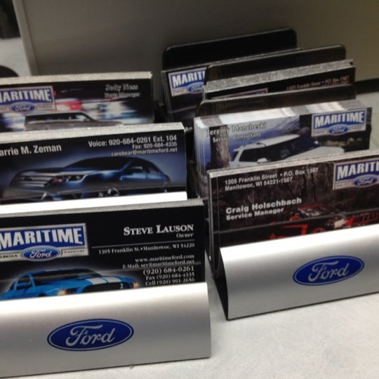 Photo Taken At Maritime Ford By Brian J On 6 8 2017