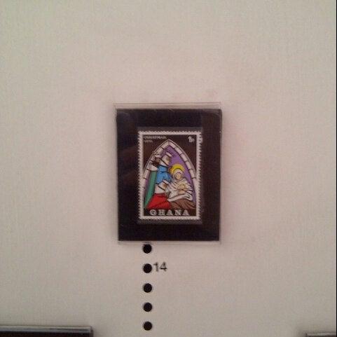 Foto tomada en Museo de Filatelia de Oaxaca (MUFI) por Alejandro M. el 8/11/2012