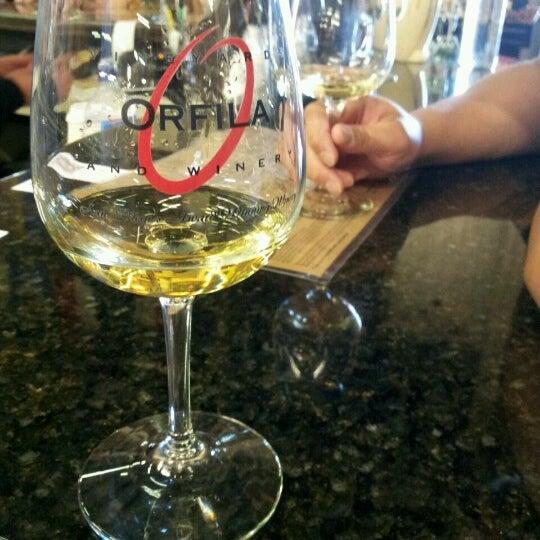 รูปภาพถ่ายที่ Orfila Vineyards and Winery โดย juligie เมื่อ 6/23/2012