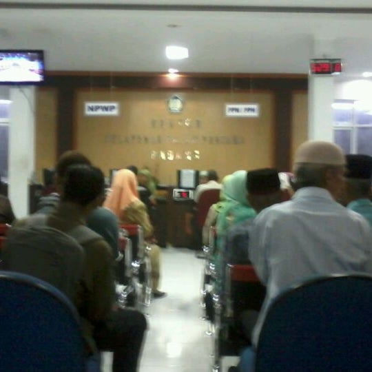 Kantor Pelayanan Pajak Pratama Padang Predio Do Governo Em Padang