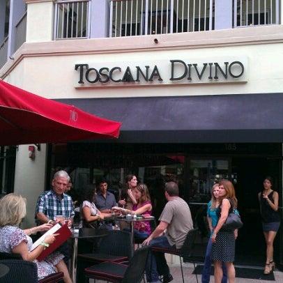 Снимок сделан в Toscana Divino пользователем Patrick S. 6/21/2012