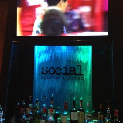 Photo prise au Social Sports Kitchen par Brian le8/1/2012