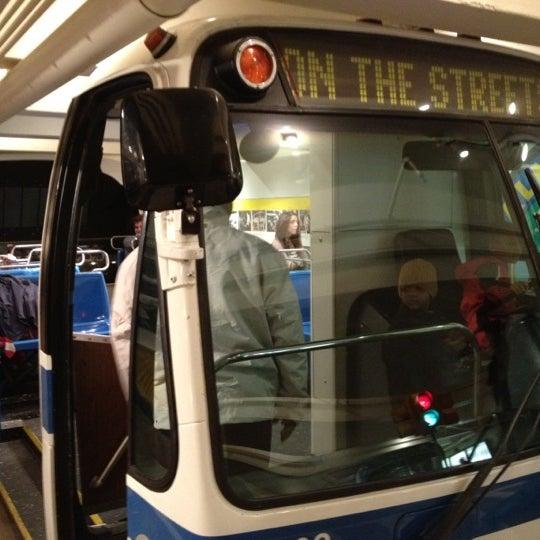 3/25/2012 tarihinde Derek P.ziyaretçi tarafından New York Transit Museum'de çekilen fotoğraf