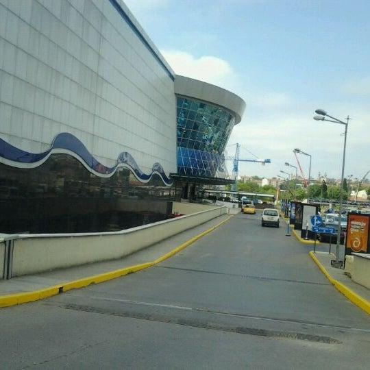 5/14/2012 tarihinde Ilyas C.ziyaretçi tarafından Tepe Nautilus'de çekilen fotoğraf