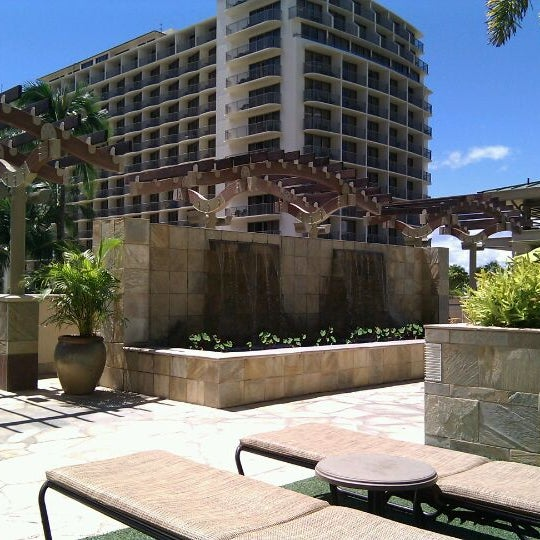 Photos At Swimming Pool Embassy Suites Waikiki Beach Walk