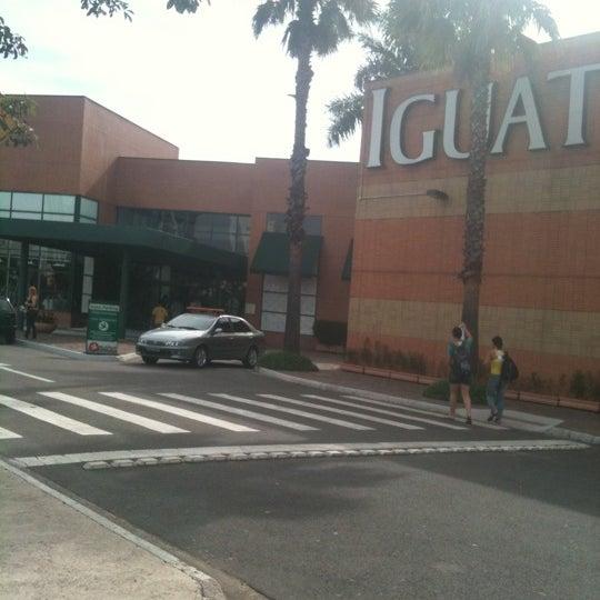 รูปภาพถ่ายที่ Shopping Iguatemi โดย Jair G. S. เมื่อ 4/2/2011