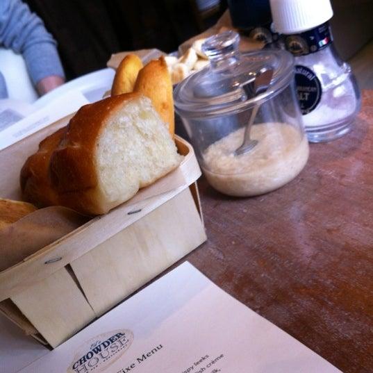 Foto tirada no(a) Ed's Chowder House por Gayoung k. em 2/21/2012