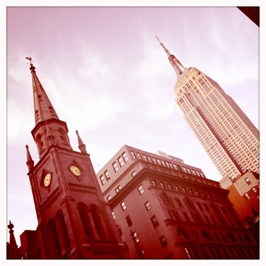 Foto diambil di Wyndham New Yorker oleh Rubén C. pada 2/20/2012