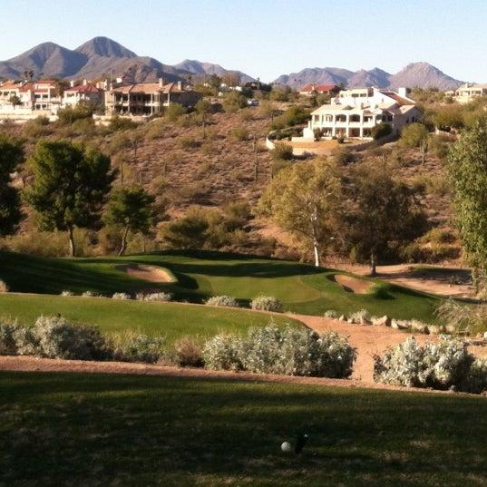 Das Foto wurde bei Desert Canyon Golf Club von Martin O. am 12/21/2011 aufgenommen