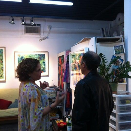รูปภาพถ่ายที่ Bakehouse Art Complex โดย Dalia B. เมื่อ 11/12/2011