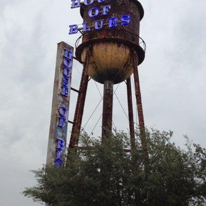 8/8/2012에 Catherine D.님이 House of Blues에서 찍은 사진