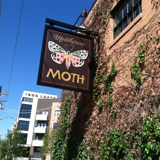 Photo taken at Meddlesome Moth by Marilyn B. on 10/16/2011