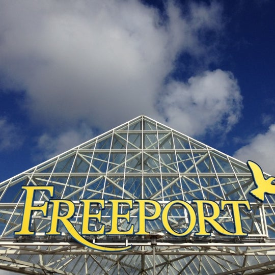 freeport öppettider 2016