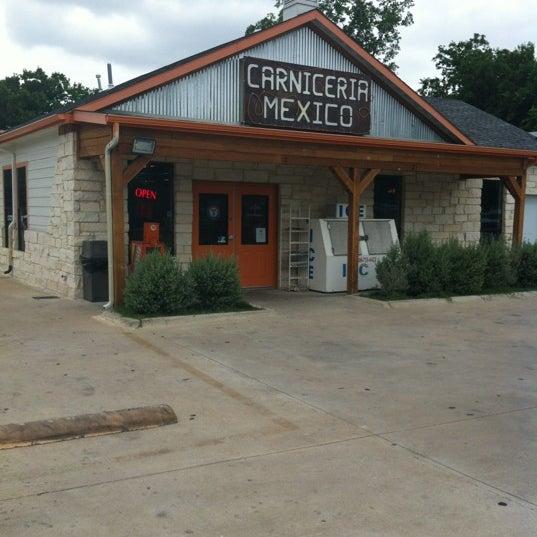 Carniceria Mexico Market In Southwest Dallas