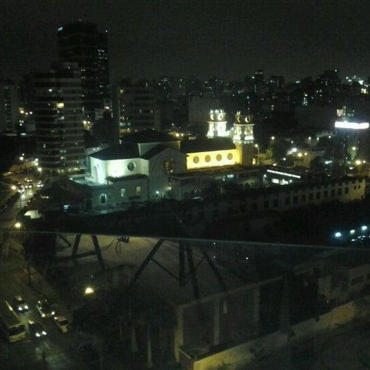 Das Foto wurde bei Belmond Miraflores Park von Omar V. am 12/16/2011 aufgenommen