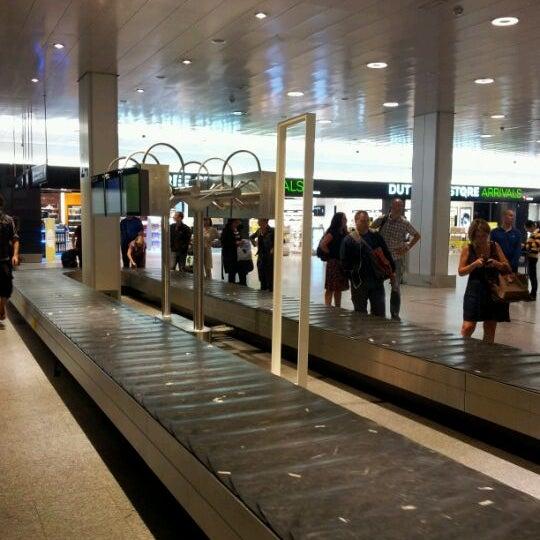 Ankunft Terminal 2