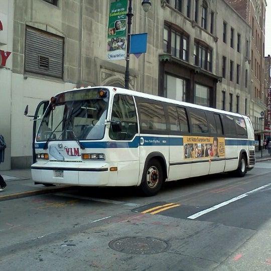 Mta Bus Fulton St Amp Jay St B25 B26 B38 B52 B57 B61 B62