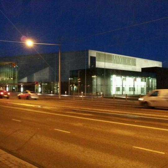 12/3/2011にAntti I.がMusiikkitaloで撮った写真