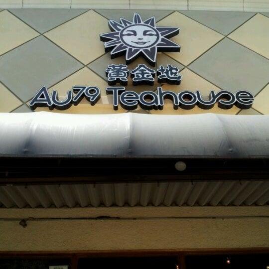Foto scattata a AU 79 Tea House da Ms. Chan C. il 5/28/2012