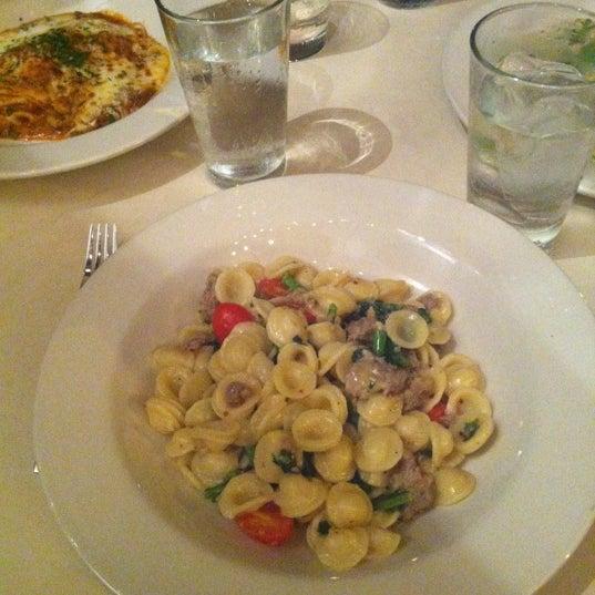 Das Foto wurde bei Campagnolo Restaurant + Bar von Dzimm A. am 8/26/2012 aufgenommen