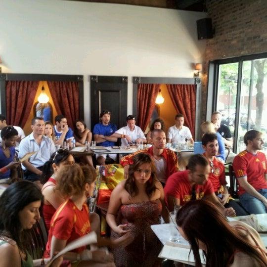 Das Foto wurde bei Old Town Social von Cityvida Mobile am 6/10/2012 aufgenommen